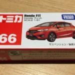 トミカ*No.66 Honda フィット