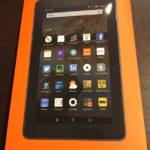 Amazon サイバーマンデーセールで『Fire タブレット 8GB』GET(´ω`*)