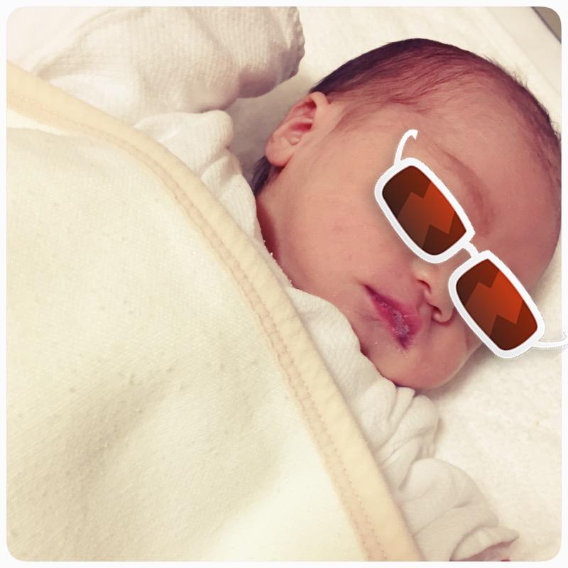 第二子出産記録*まさかの分娩時間と後陣痛ヤババ