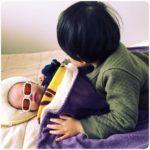 新生児と幼児〜2人の子育て20日目