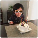 3歳の誕生日(●´ω`●)