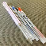 文具屋へ!ペンの種類が増えすぎてて迷う〜〜