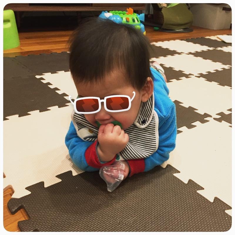 次男1歳のお誕生日です(●´▽`)b