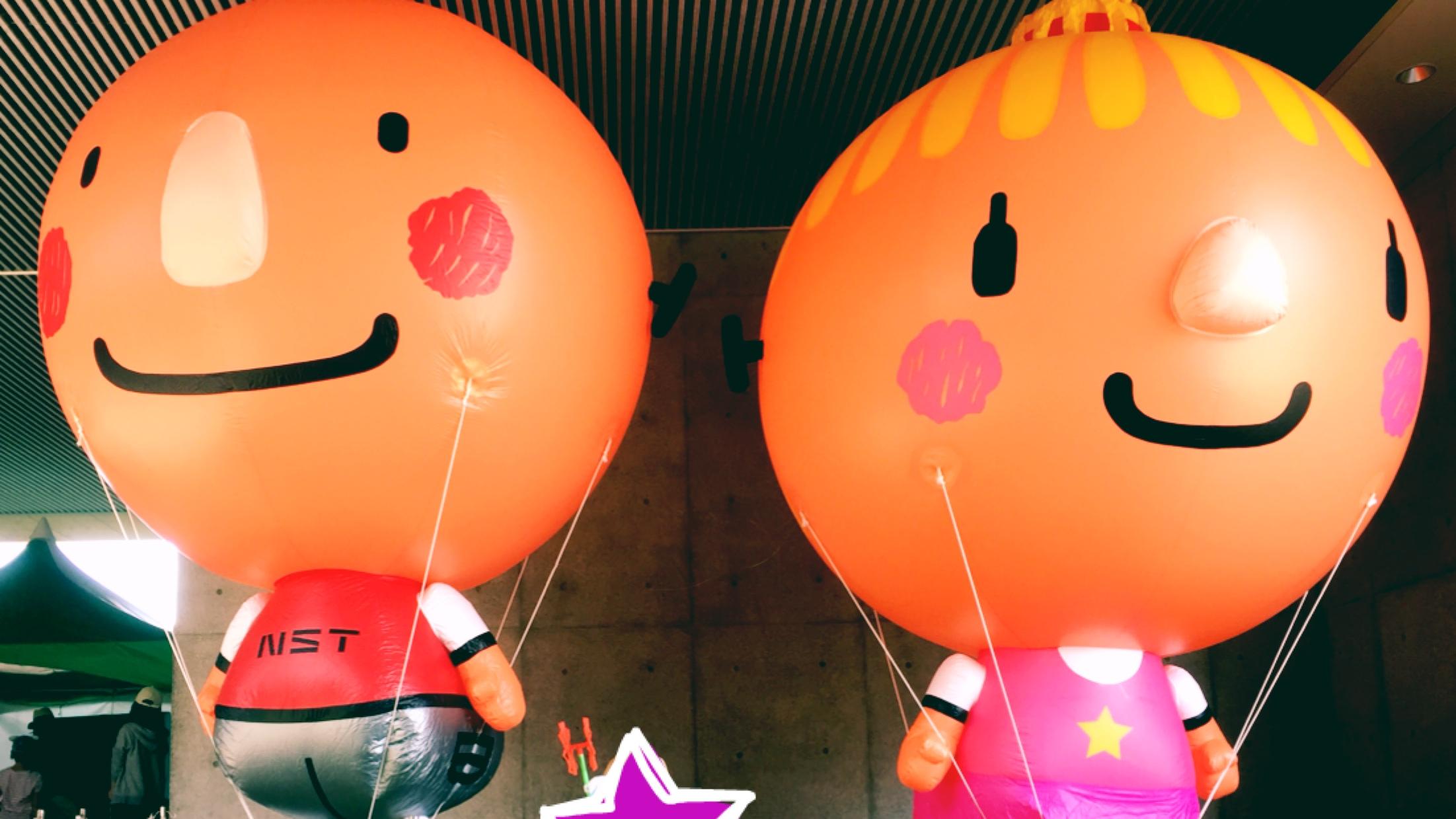 NSTまつり2018 トークショー スペシャルゲストに『新しい地図』香取・草彅・稲垣くる〜〜!