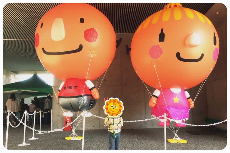 NST*信濃川感謝祭2017 やすらぎ堤 川まつり5/4