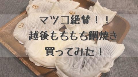 マツコの知らない世界「サツマイモ」新郷屋 越後もちもち鯛焼き買ってみた!